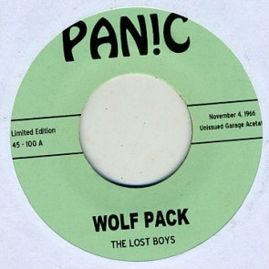 """LOST BOYS, THE """"Wolf Pack"""" 7"""""""