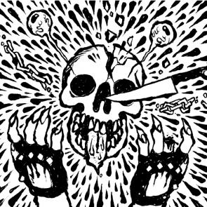 "WOODBOOT ""Krang Gang"" LP"