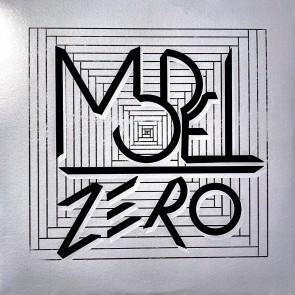 "MODEL ZERO ""Model Zero""  LP (RED Vinyl)"