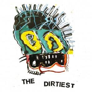 "THE DIRTIEST ""Alarm"" EP (Black vinyl)"