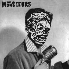 """THE MONSIEURS """"S/T"""" LP"""