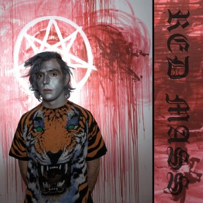 """RED MASS """"EP Rouge N.2"""" 12"""" (CLEAR vinyl, etched B-side)"""