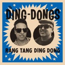 """DING-DONGS """"Rang Tang Ding Dong"""" LP"""