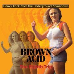 "VARIOUS ARTISTS ""Brown Acid - The Eighth Trip"" LP"