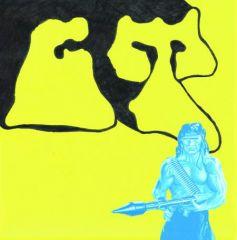 """GEE TEE """"Live N' Dangerous II"""" LP"""
