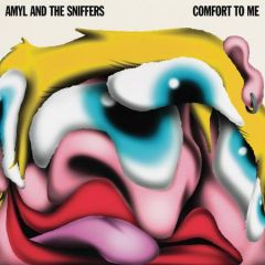 """AMYL AND THE SNIFFERS """"Comfort To Me"""" LP (RED vinyl)"""