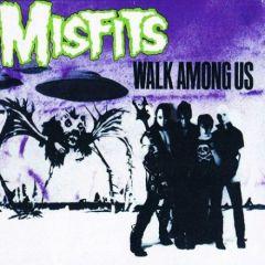 "MISFITS ""Walk Among Us"" LP"" (Random colored vinyl)"