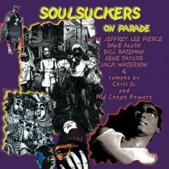 """SOULSUCKERS """"On Parade"""" LP (GREEN vinyl)"""