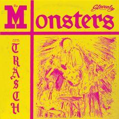 """THE MONSTERS """"Du Hesch Cläss, Ig Bi Träsch"""" LP"""