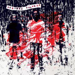"STRANGE COLOURS ""Future's Almost Over"" LP (RED vinyl)"
