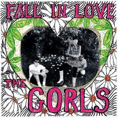 "THE GORLS ""Fall In Love"" LP"