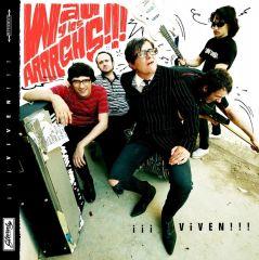 "WAU Y LOS ARRRGHS!!! ""Viven!!!"" LP (RED vinyl) (Repress)"