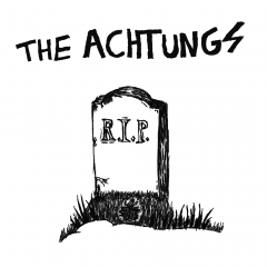 """ACHTUNGS """"Full Of Hate"""" 7"""""""