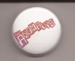 THE ANOMALYS White Pin