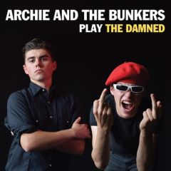 """ARCHIE AND THE BUNKERS """"Play The Damned"""" 7"""""""