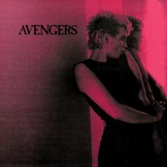 """AVENGERS """"S/T"""" LP"""