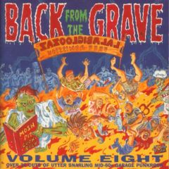 """VARIOUS ARTISTS """"Back from the Grave Vol. 8 (2xLP)"""""""