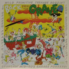 """VARIOUS ARTISTS """"Back from the Grave Vol. 5"""" LP"""