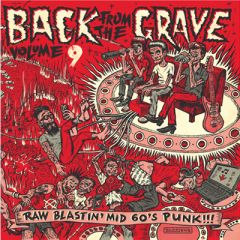 """VARIOUS ARTISTS """"Back From The Grave Volume 9"""" LP (Gatefold)"""