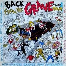 """VARIOUS ARTISTS """"Back From the Grave Vol. 4"""" (Gatefold) LP"""