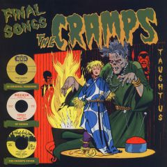 """SONGS THE CRAMPS TAUGHT US """"Vol. 7"""" LP"""