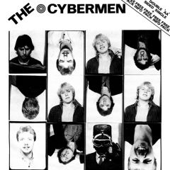 """THE CYBERMEN - You're To Blame / It's You I Want  RE 7"""""""