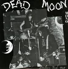 "DEAD MOON ""Strange Pray Tell"" LP"