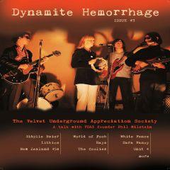 Dynamite Hemorrhage #3 Magazine