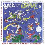 """VARIOUS ARTISTS """"Back from the Grave Vol. 6"""" (Gatefold) LP"""