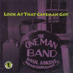 """ADKINS, HASIL """"Look At That Caveman Go!!"""" LP"""
