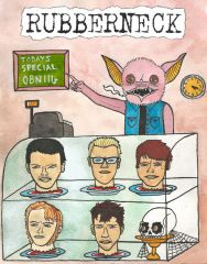 RUBBERNECK ISSUE #5