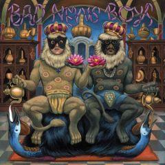 """KING KHAN & BBQ SHOW """"Bad News Boys"""" LP"""