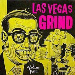 "VARIOUS ARTISTS ""Las Vegas Grind #4"" (Gatefold) LP"
