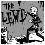 THE LEWD self-titled 7inch