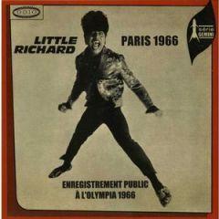"""LITTLE RICHARD """"Paris 1966"""" LP"""