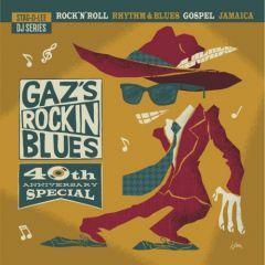 "VARIOUS ARTISTS ""GAZ'S ROCKIN BLUES 40th ANNIVERSARY SPECIAL - Stag-O-Lee DJ Set Vol. 6"" (2xLP)"