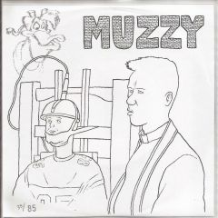 """MUZZY """"S/T"""" 7"""" (Cover 3)"""