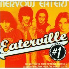 """NERVOUS EATERS """"Eaterville Vol. 1"""" (Gatefold) LP"""