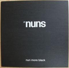 YE NUNS - Nun More Black LP