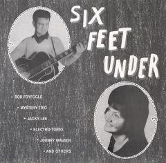 """VARIOUS ARTISTS """"Six Feet Under"""" LP"""