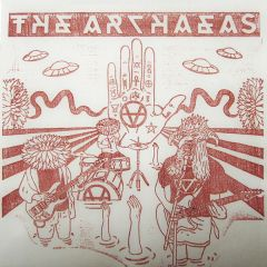 """THE ARCHAEAS """"Rock N Roll"""" 7"""""""