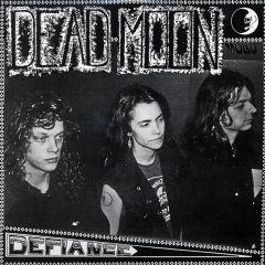 "DEAD MOON ""Defiance"" LP"