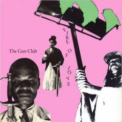 """GUN CLUB """"Fire Of Love"""" LP (Random Colored vinyl)"""