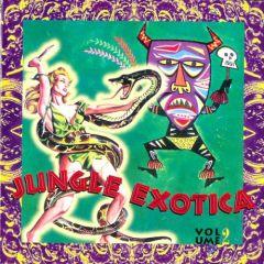 """VARIOUS ARTISTS """"Jungle Exotica Vol. #2"""" CD"""
