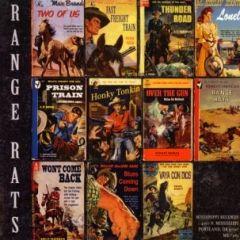 """RANGE RATS """"S/T"""" LP"""