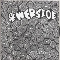 """SEWER SIDE """"Wire / Vape Escape"""" 7"""" (Cover 2)"""