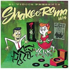 VARIOUS - Shake-O-Rama Vol. 4 Lp + Cd