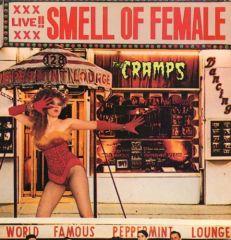 "CRAMPS ""Smell Of Female"" LP (Yellow/ Greenish vinyl)"