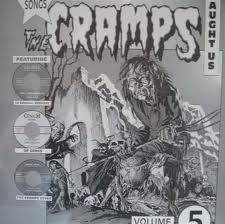 """SONGS THE CRAMPS TAUGHT US """"Vol. 5"""" LP"""