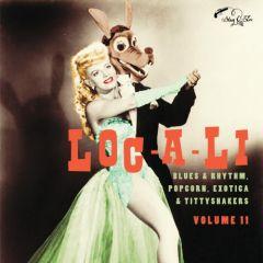 "VARIOUS ARTISTS ""Loc-A-Li"" Exotic Rhythm & Blues Vol. 11"" 10"""